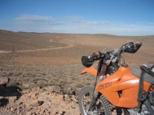 Raid Moto Sud Maroc
