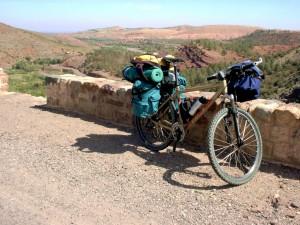 Raid VTT Maroc