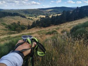 Ultra trail 170km GR70 Stevenson 2020