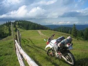 Raid Moto Roumanie