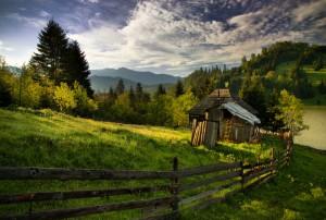 Transylvanie, Roumanie