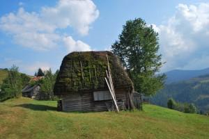 Bergerie, Carpates Méridionales, Roumanie