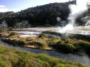 Waimangu, Rotorua, New Zealand